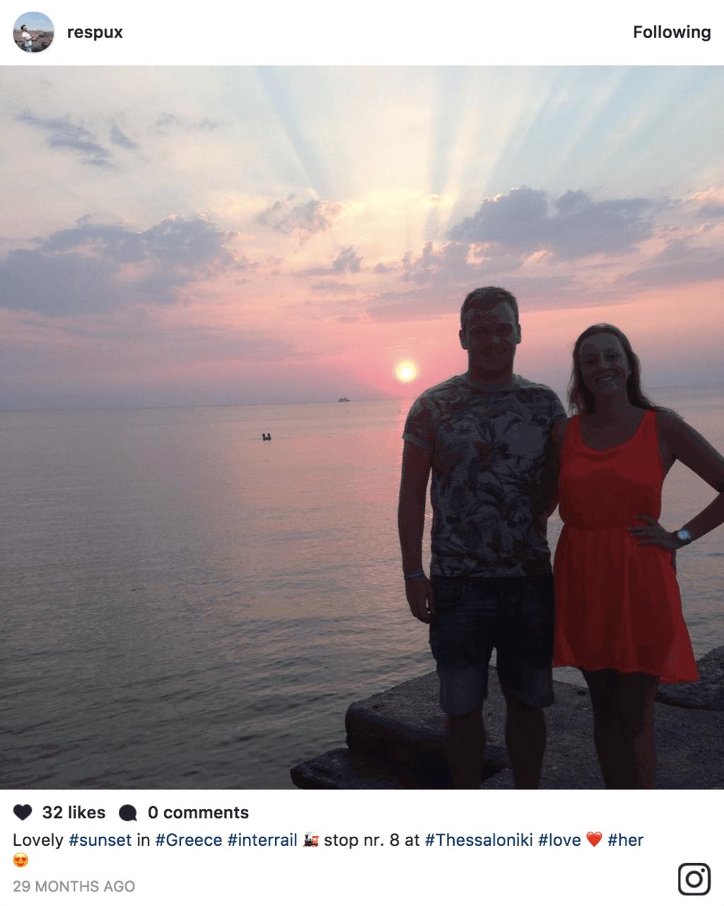 Yentl & Katrijn at thessalonike beach