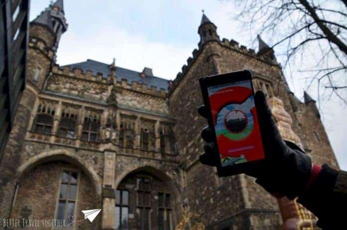 Pokémon Go Aachen