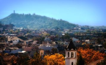 Plovdiv Bulgaria, the city of 7 hills and European cultural capital in 2019