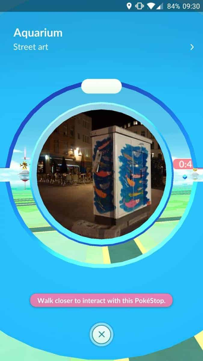 Pokestop Street Art