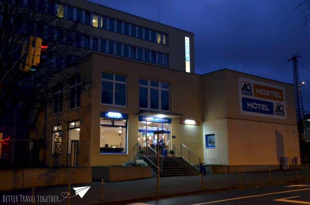 A&O hotel hostel Aachen