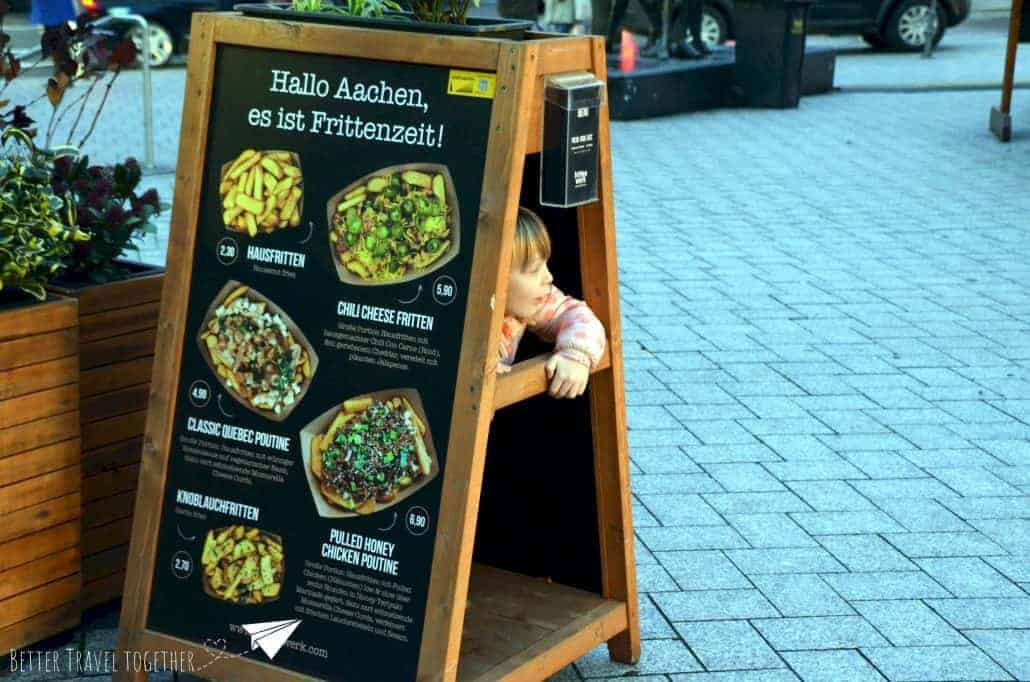 Frittenwerk Aachen welcome