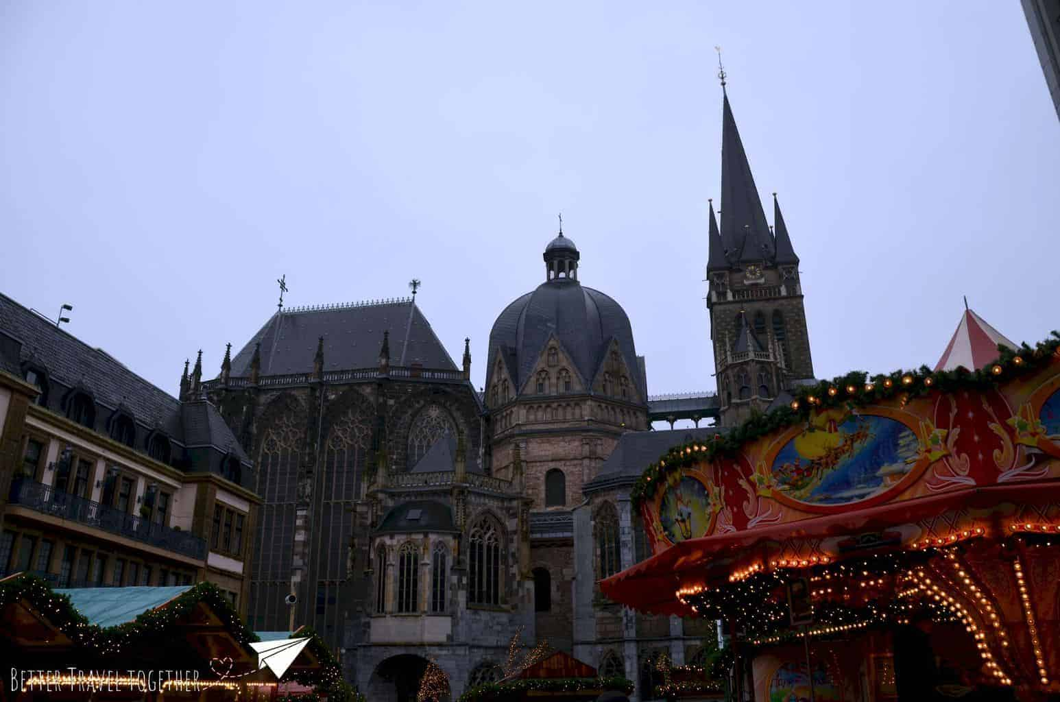 aachen dome christmas market