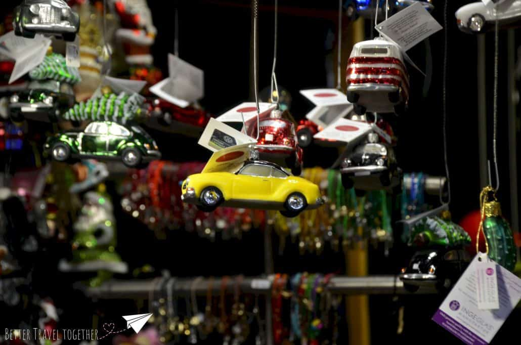 car christmas tree ball - Karmann Ghia