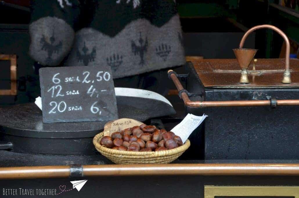 chestnuts maron