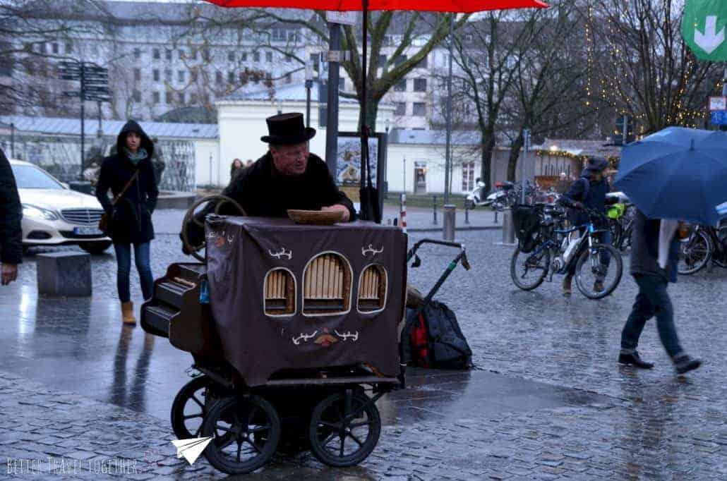 street organ music