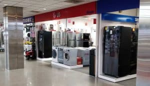 fridges at the airport