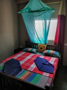 our room in Negombo