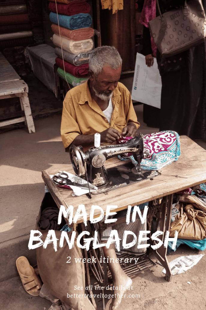 Made in Bangladesh pinterest image